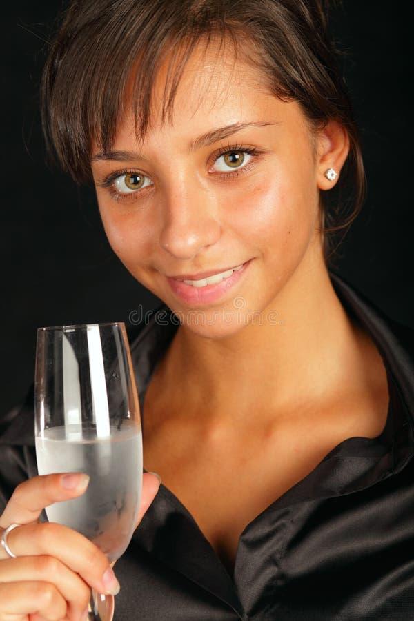 L'eau fraîche photo stock