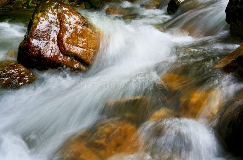 L'eau magique image libre de droits