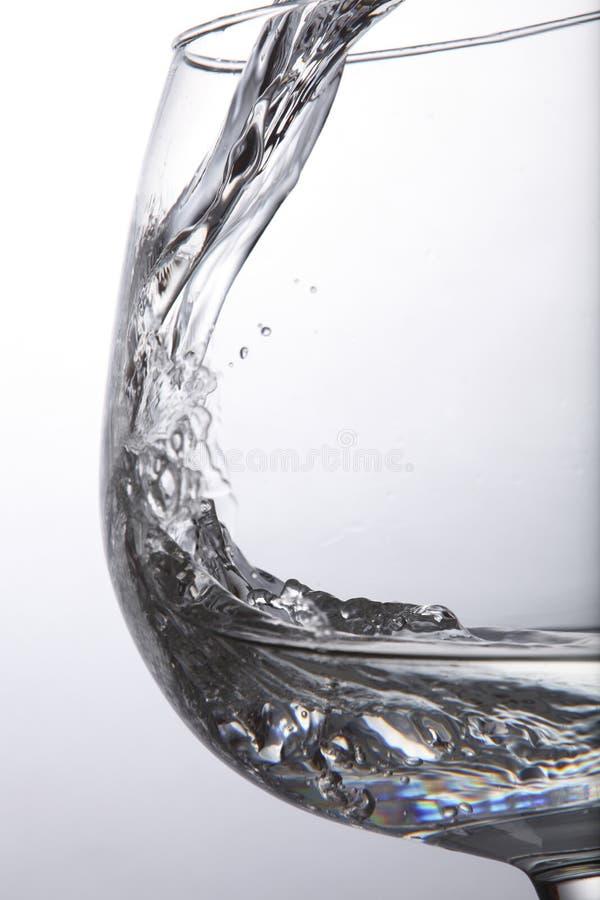 L'eau pleuvante à torrents photo libre de droits