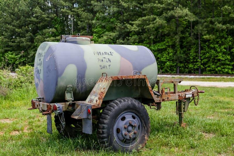 L'eau potable portative images stock