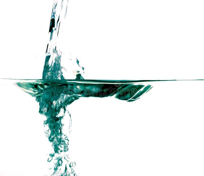 L'eau relâche #22 photo libre de droits