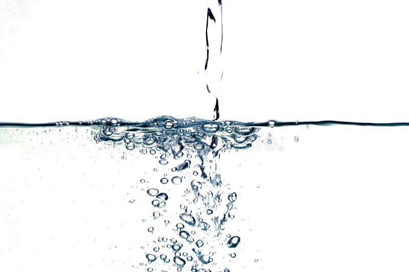 L'eau relâche #23 image stock