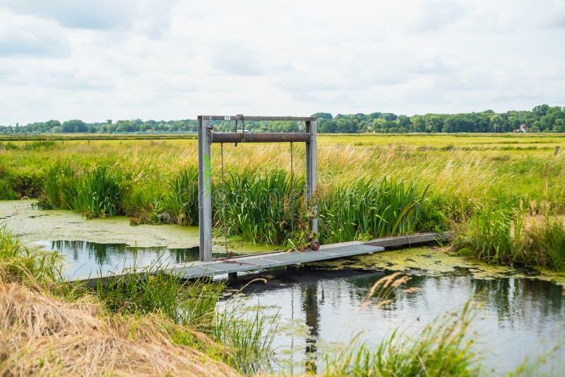 L'eau trouve toujours son chemin par la nature photos libres de droits