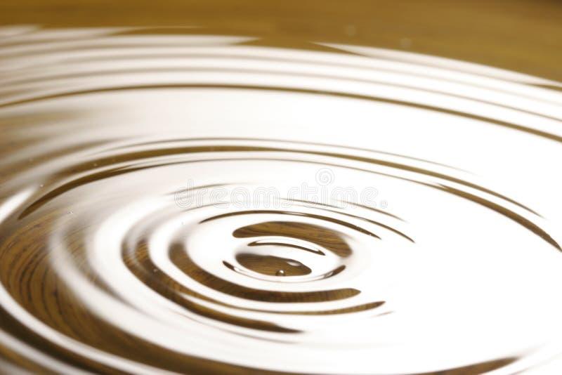 L'eau wave_002 image libre de droits