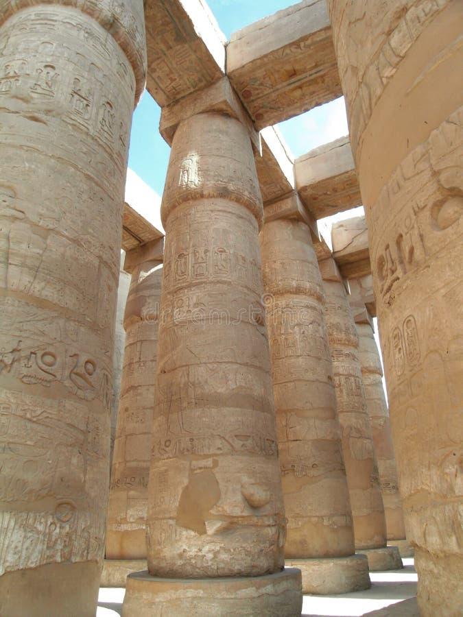 L'Egitto antico fotografia stock