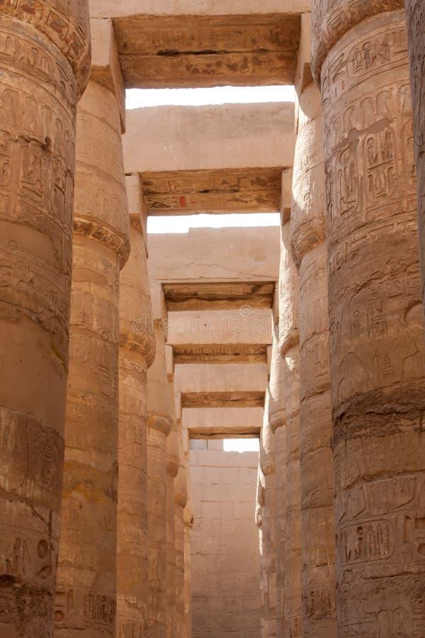 L'Egitto antico fotografie stock libere da diritti