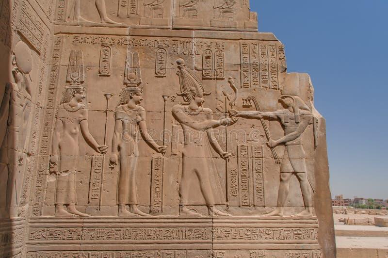L'Egitto nelle immagini fotografia stock libera da diritti