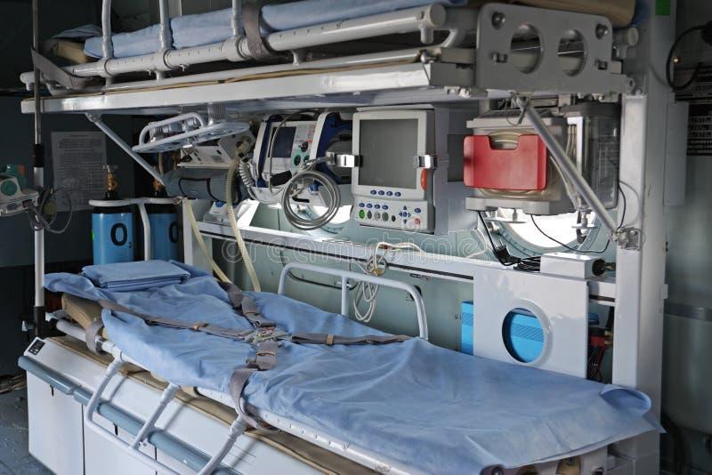 L'elicottero medico immagini stock libere da diritti