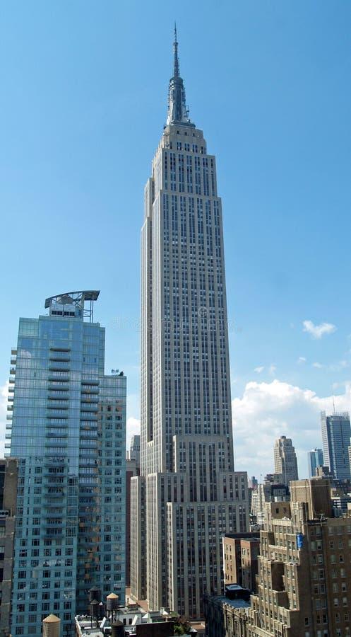 L'Empire State Building immagini stock libere da diritti