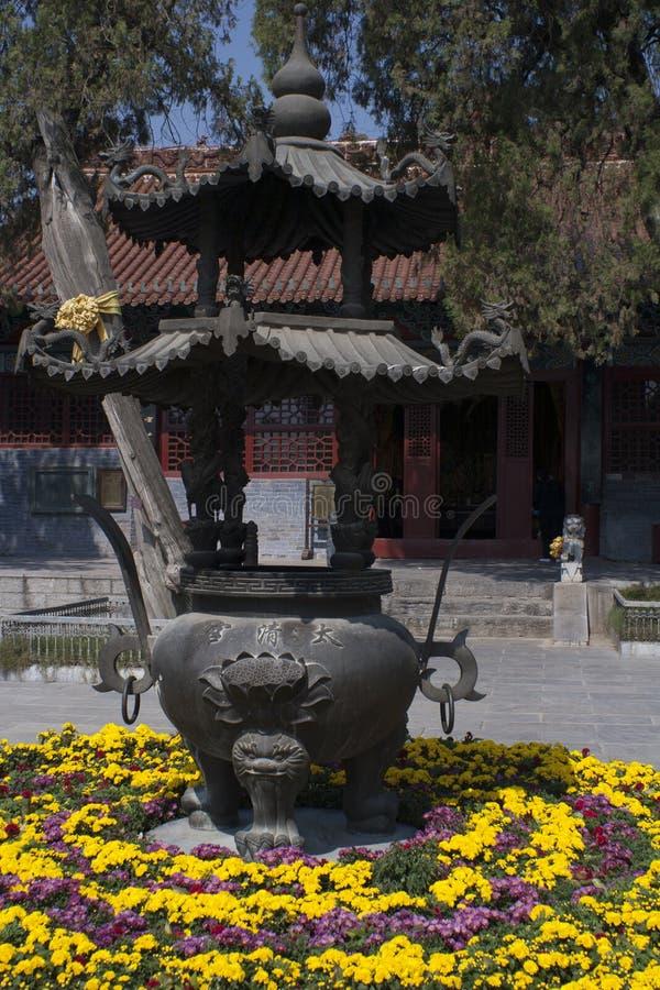 L'endroit sacré du pèlerinage photo stock