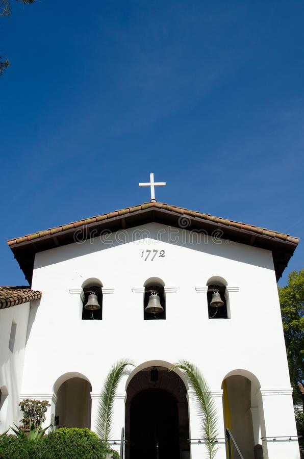 Mission San Luis Obispo photographie stock libre de droits