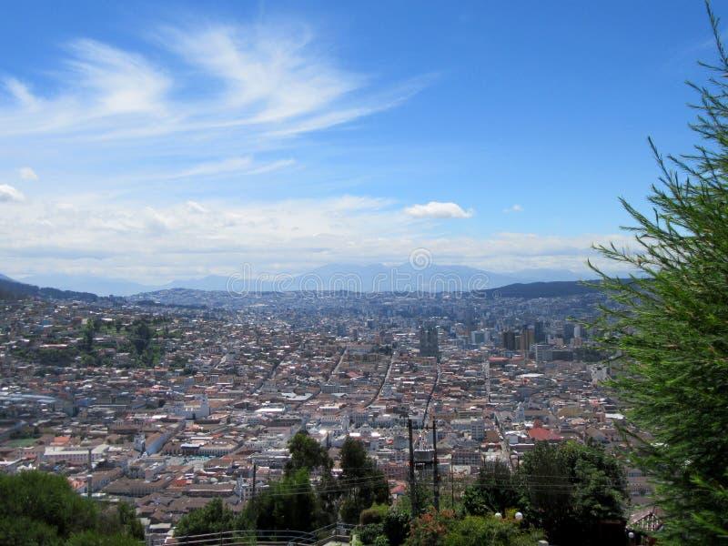 l'Equateur Quito photos libres de droits