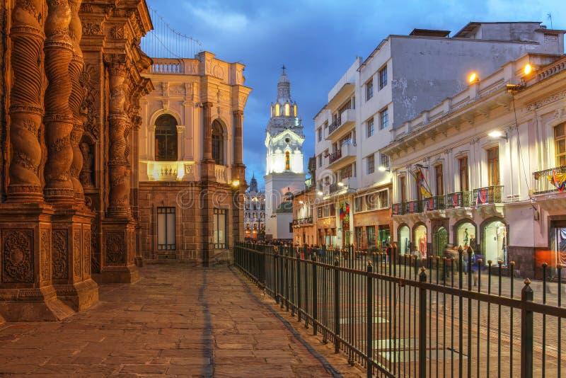 l'Equateur Quito photographie stock