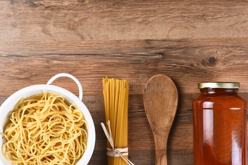 L'espace à cuire italien de copie photo libre de droits