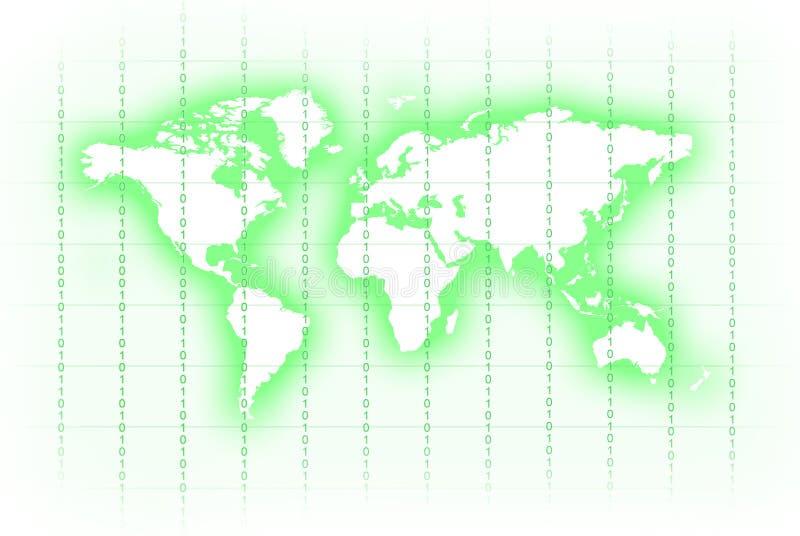 L'espace de données photos libres de droits