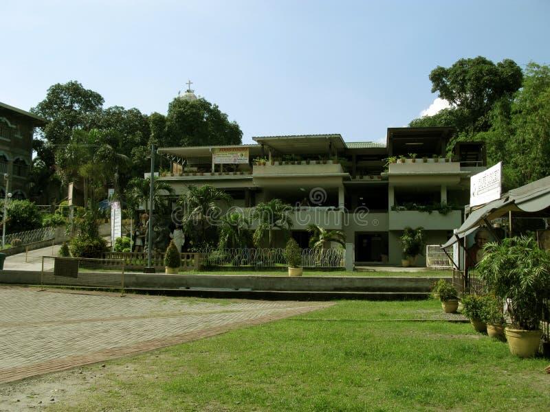 L'espace restauration, tombeau national de la pitié divine dans Marilao, Bulacan photo stock