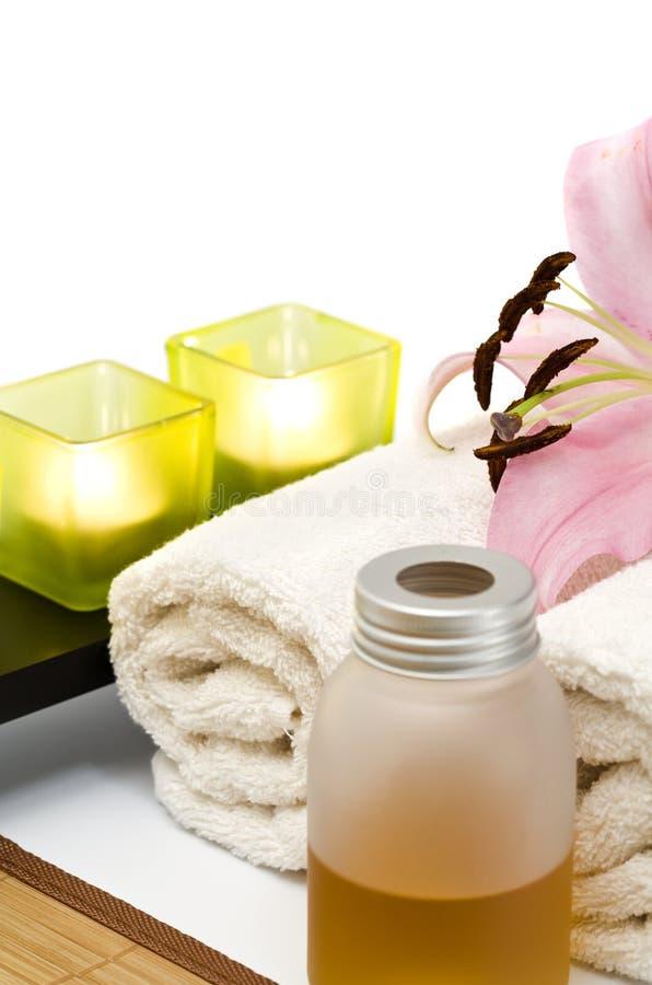 l'espace toujours aromatherapy de durée de copie photographie stock libre de droits