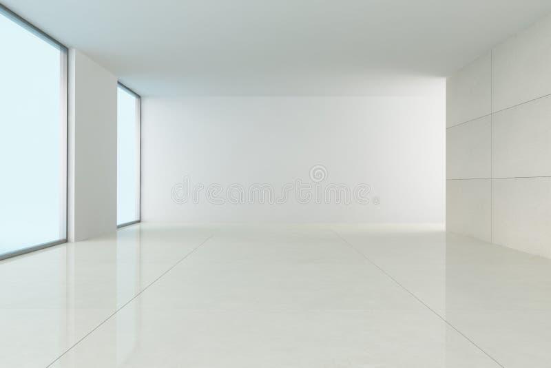 L'espace vide illustration de vecteur