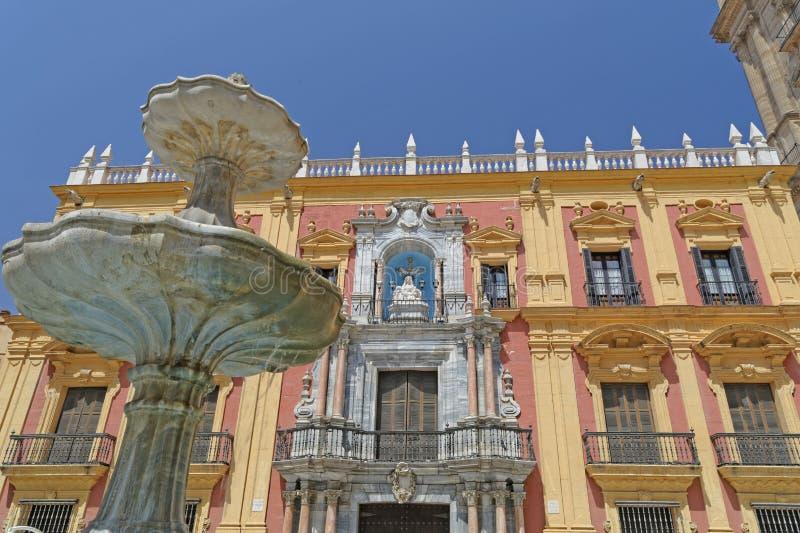 L'Espagne, Malaga photographie stock libre de droits