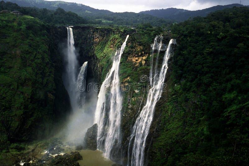 L'essai tombe ou Gerosoppa tombe dans l'état de Karnataka d'Inde photographie stock libre de droits
