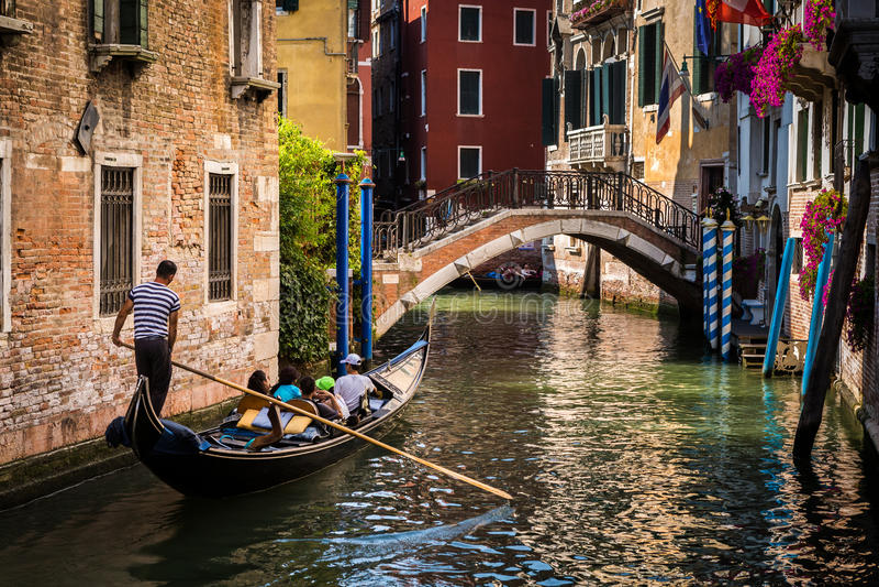 L'essenza di Venezia immagine stock