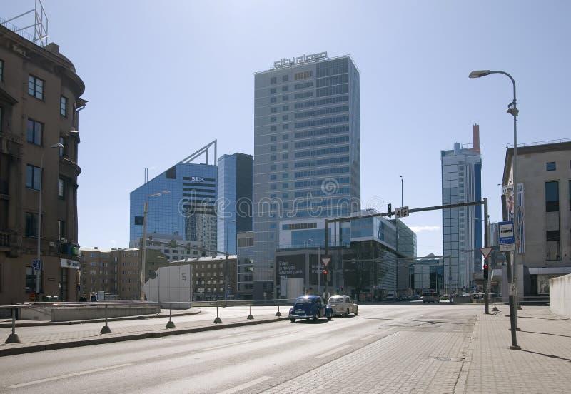 L'Estonia. Tallinn fotografia stock