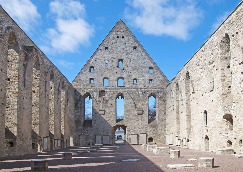 L'Estonia. Tallinn fotografia stock libera da diritti