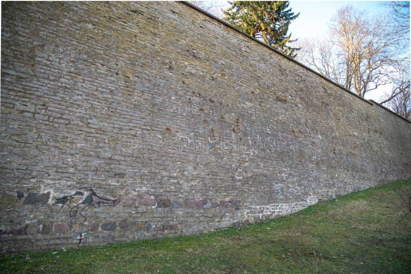 L'Estonia Tallinn Toompea, vecchia costruzione della città immagine stock libera da diritti