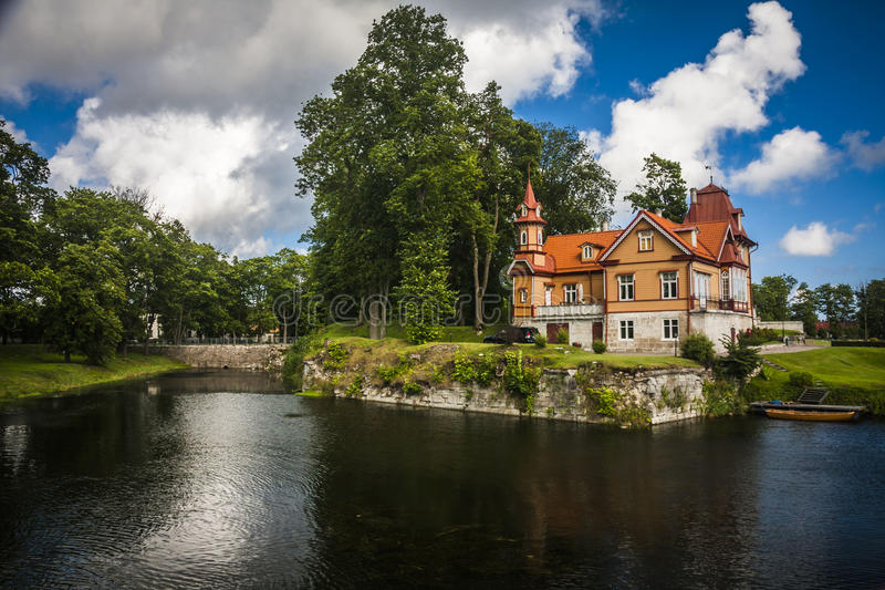 l'Estonie images libres de droits