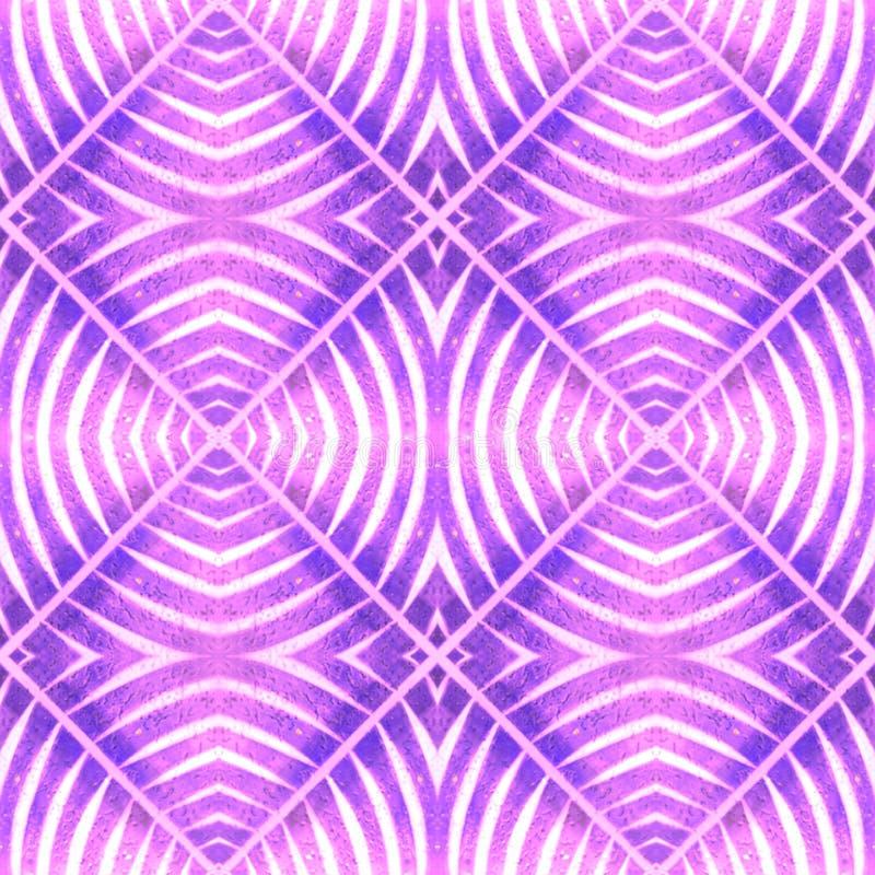 L'estratto modella il reticolo senza giunte Ripeti il fondo geometrico Fondo geometrico di lerciume strutturato per la carta da p fotografie stock