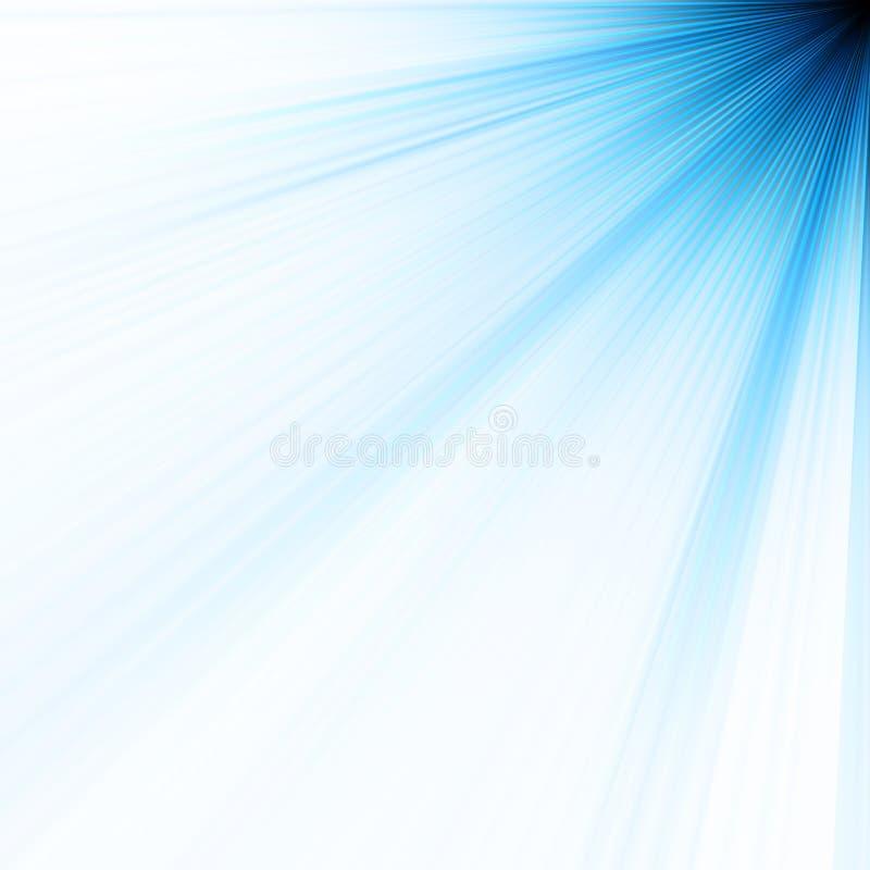 L'estratto scoppiato su bianco, facile pubblica. ENV 10 illustrazione di stock