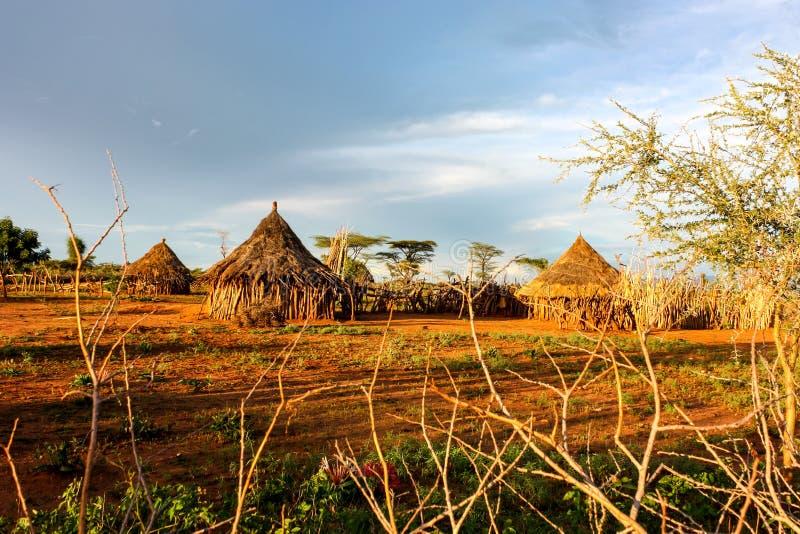 l'etiopia fotografia stock