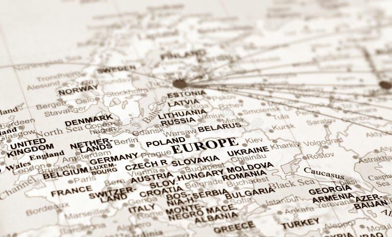 l'Europe photographie stock libre de droits