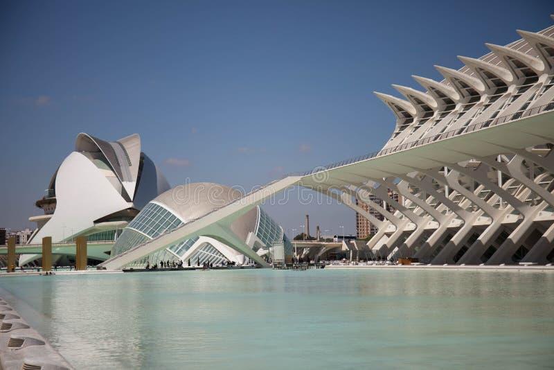 L'Europe, Espagne, Valence image libre de droits