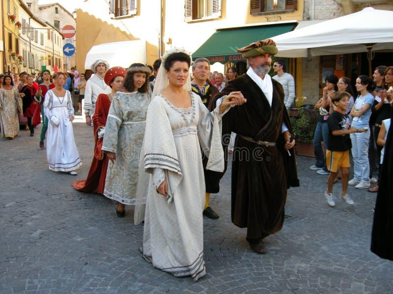 l'Europe médiévale photo stock
