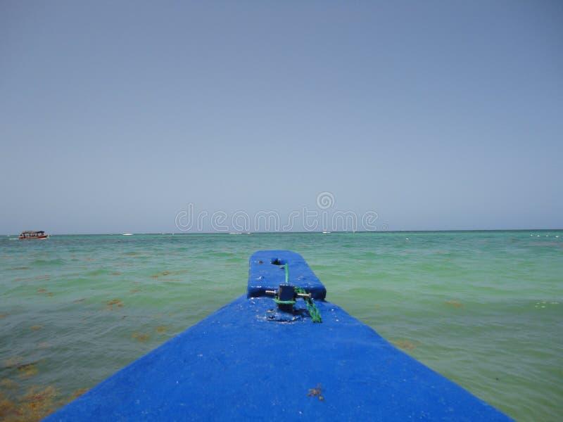 L'extrémité de Wherede la mer ? photographie stock libre de droits