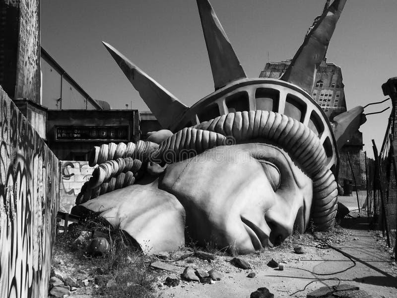 L'extrémité du monde photos libres de droits