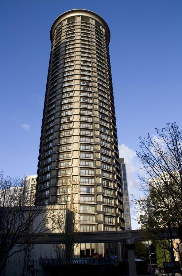 L'hôtel de Westin Seattle image stock