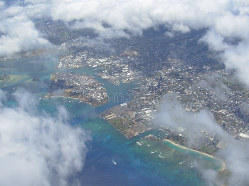 L'Hawai fotografie stock libere da diritti