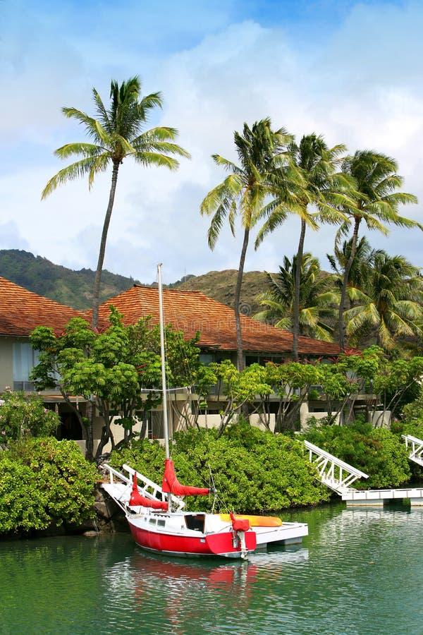 L'Hawai Kai fotografia stock libera da diritti