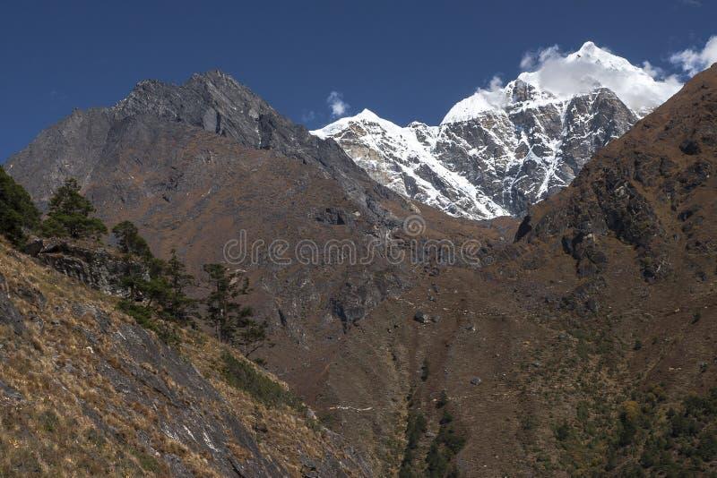 L'Himalaya immagine stock