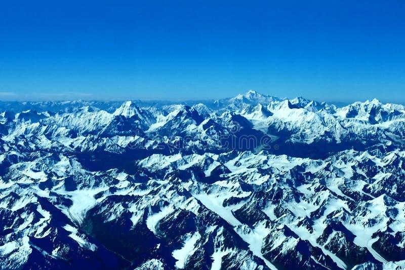 L'Himalaya et le k2 images stock