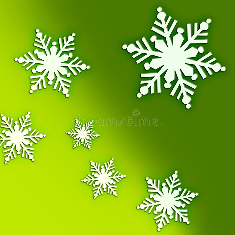 L'hiver illustration stock