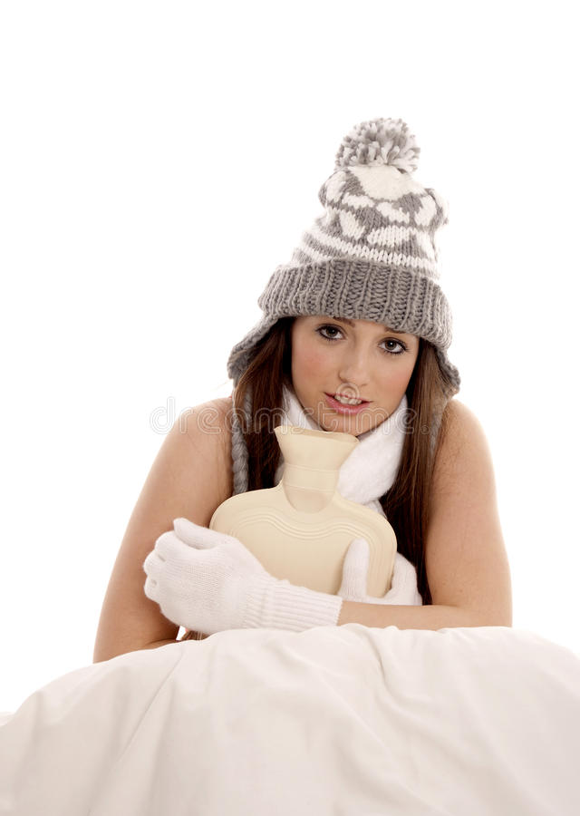 L'hiver froid images stock