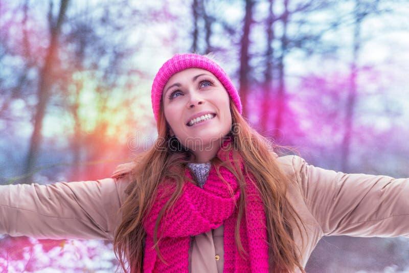 L'hiver insousiant photographie stock libre de droits