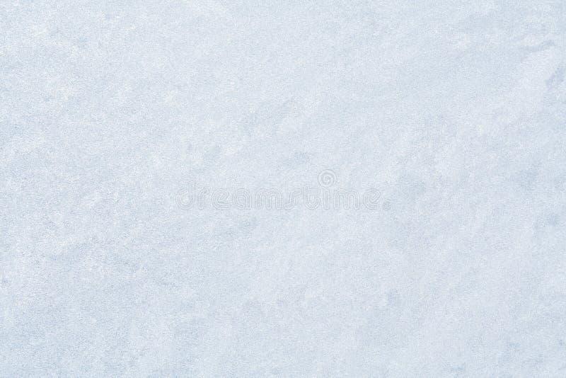 l'hiver normal givré d'hublot de configuration photographie stock libre de droits