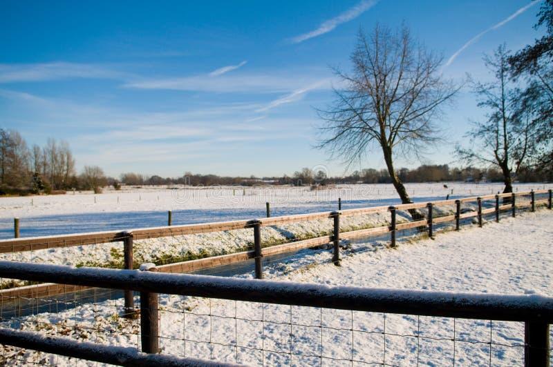 l'hiver scénique photos stock