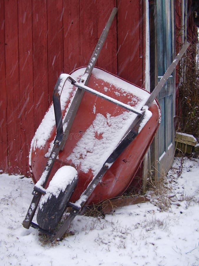 L'hiver tôt images libres de droits