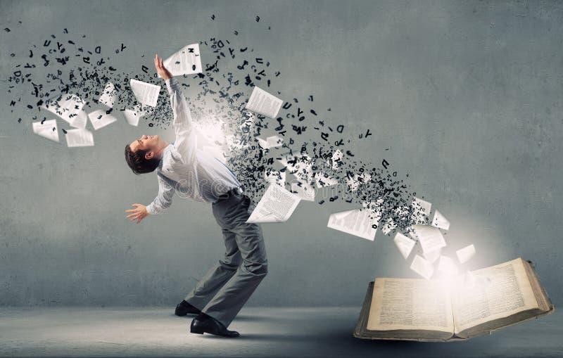 Download L'homme D'affaires élude Des Idées Image stock - Image du étude, étudiant: 56481435