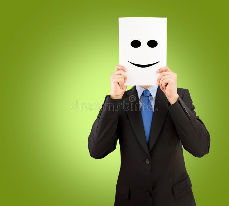 L'homme d'affaires heureux photos libres de droits